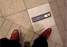 CSI:NY Set Visit