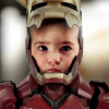 Tony Stark Recast as a Toddler in Iron Baby