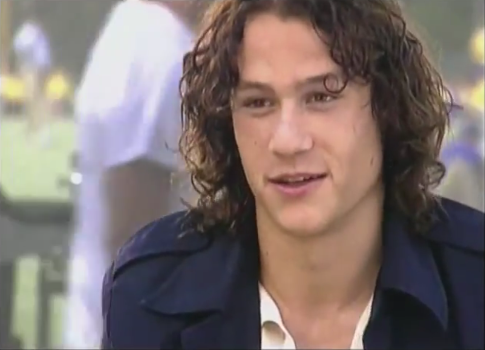 Heath Ledger 10 Things I Hate About You Remembered Content Engine