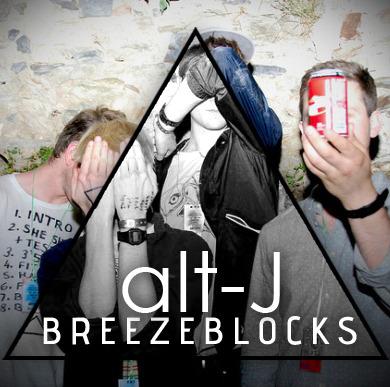 alt-J Breezeblocks